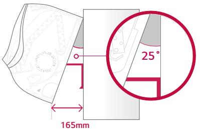 Installation support clip