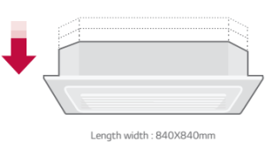 LG Compact size